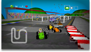 Dirchie Kart Game Screen Shot 4