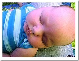 Sleeping Ethan