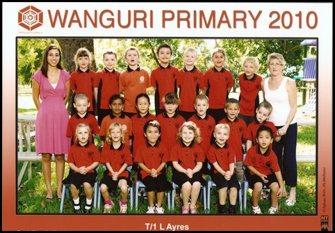 William School Class 2010 no names