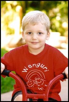 Xavier Pre school bike 2010