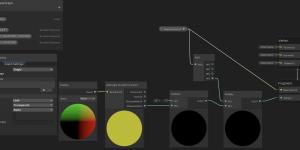 AR Realtime Shadow Shader Graph